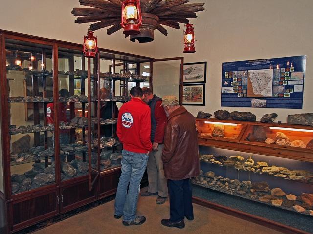 Ganora Fossil Museum, Nieu Bethesda
