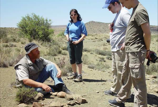Fossil Walk - Ganora Guestfarm - Nieu Bethesda