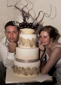 Wedding Cake at Nieu Bethesda