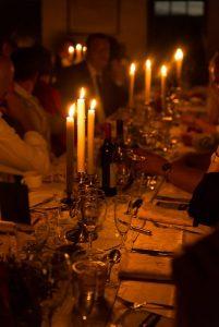 Wedding Reception at Ganora Guestfarm Nieu Bethesda