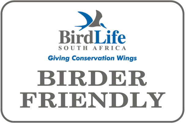 Birder Friendly logo
