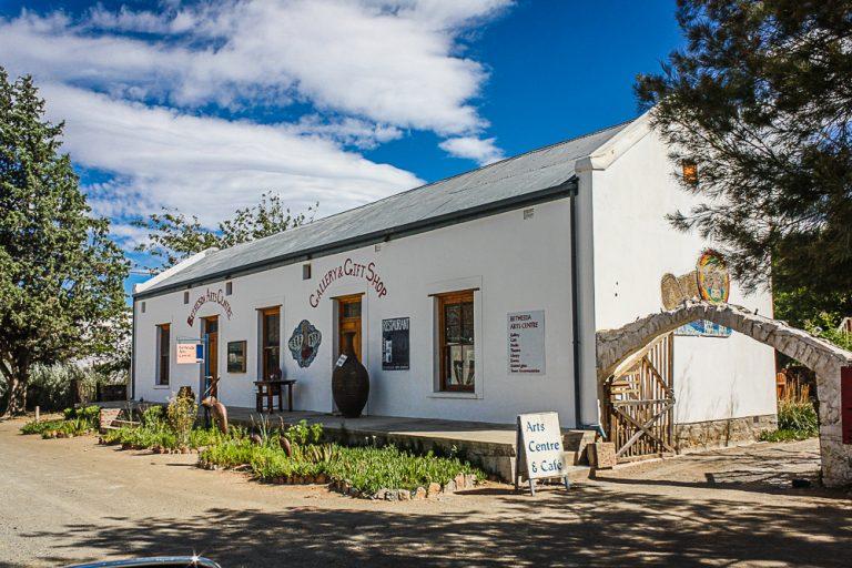 Nieu Bethesda Gallery & Gift Shop
