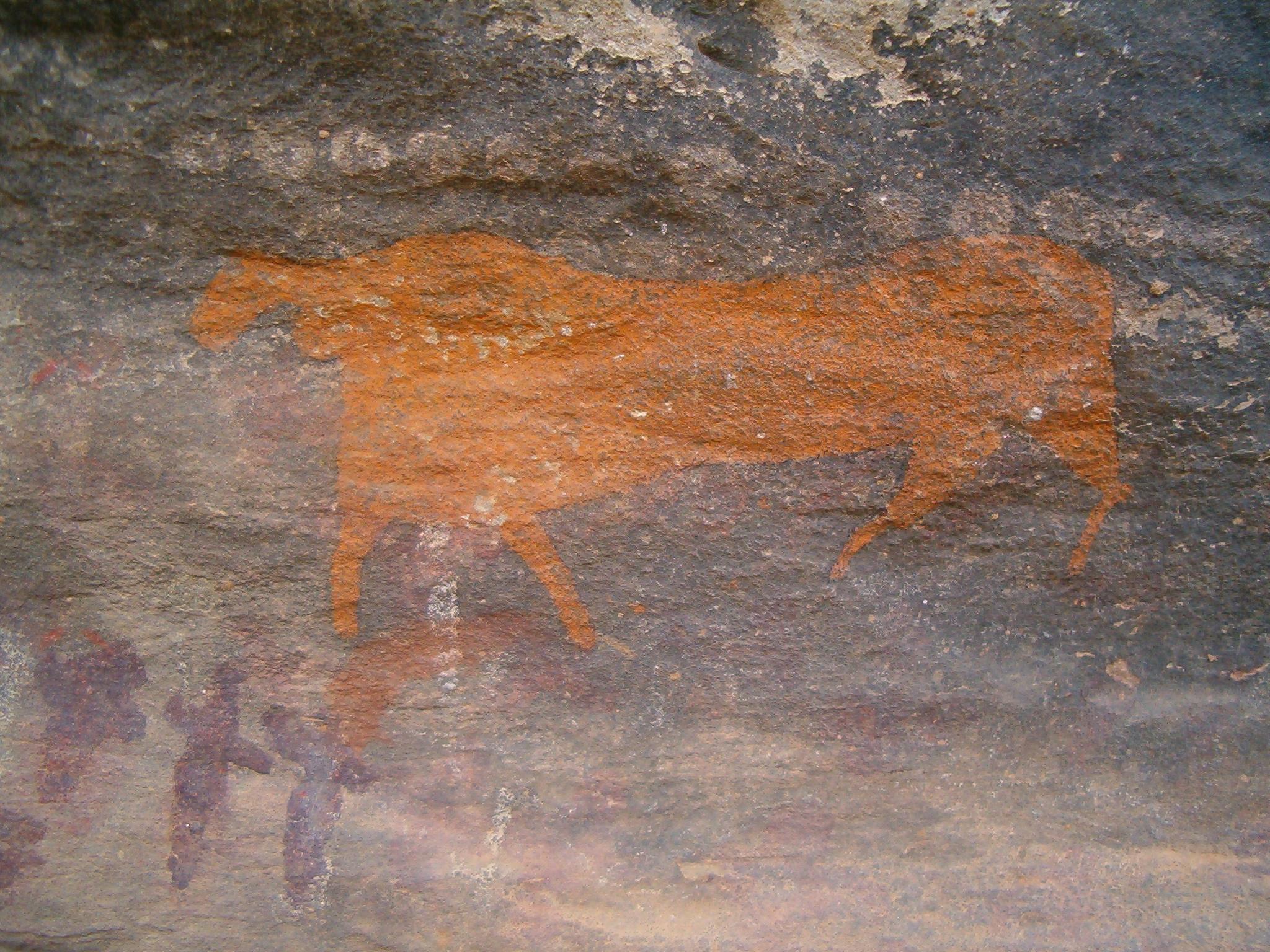 Bushman Paintings
