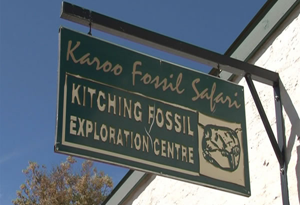 Kitching Fossil Expoloration Centre