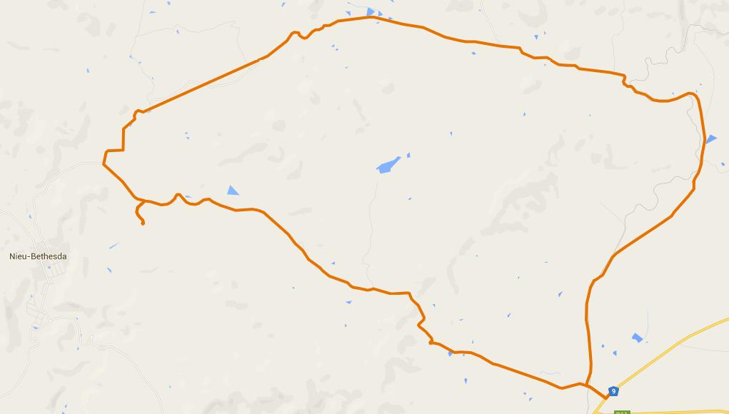 MB Trail Map