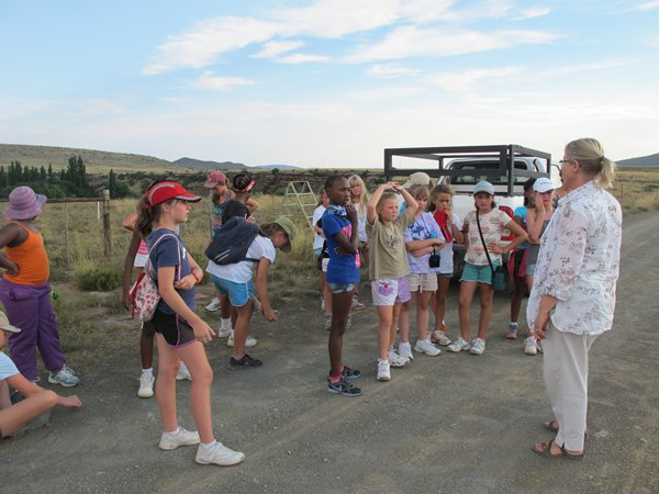 School Groups at Ganora Guestfarm 6