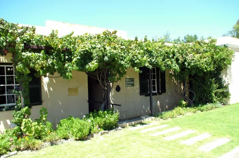 Olive Schreiner House