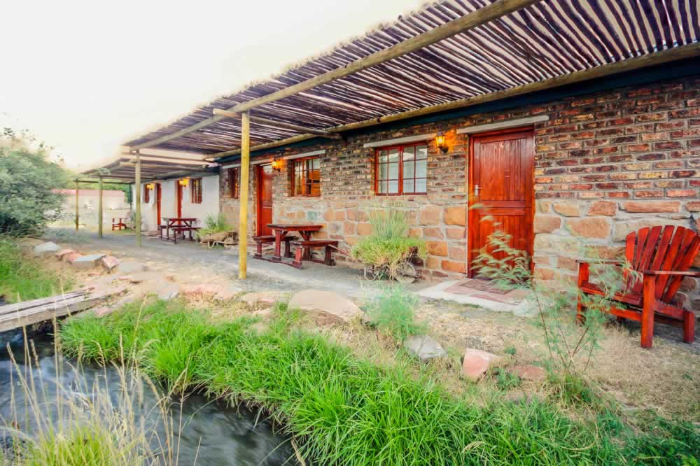 Ou Kraal Accommodation