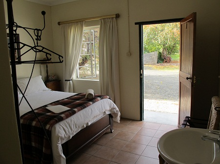 Ganora Guestfarm Accommodation