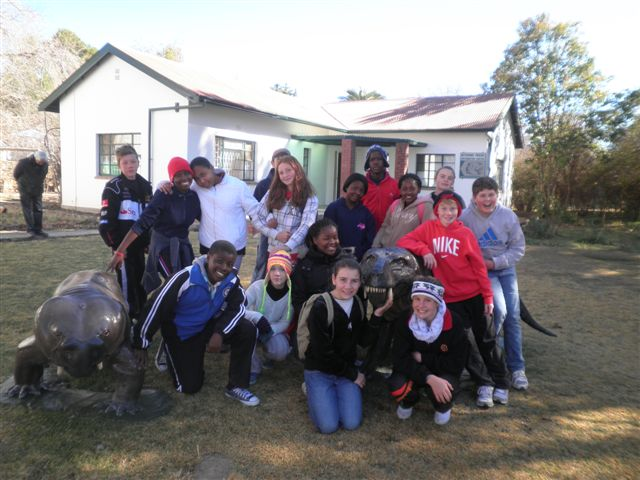 School Groups at Ganora Guestfarm 15