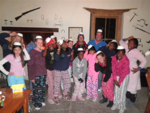 School Groups at Ganora Guestfarm 13