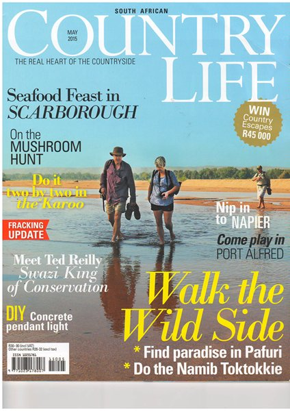 Country Living May 2015-2