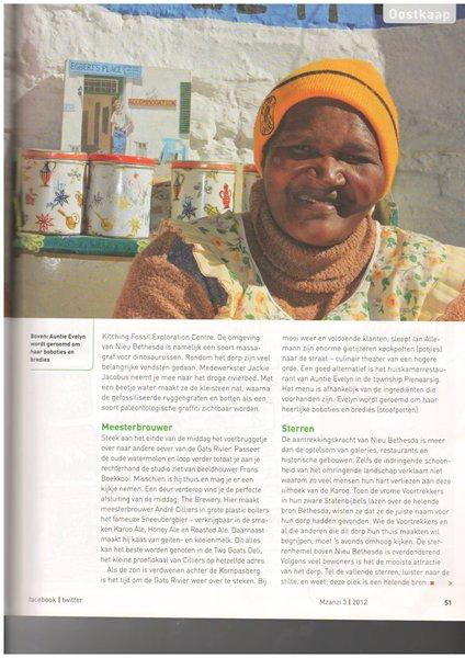 Mzanzi article 5 - Nieu Bethesda