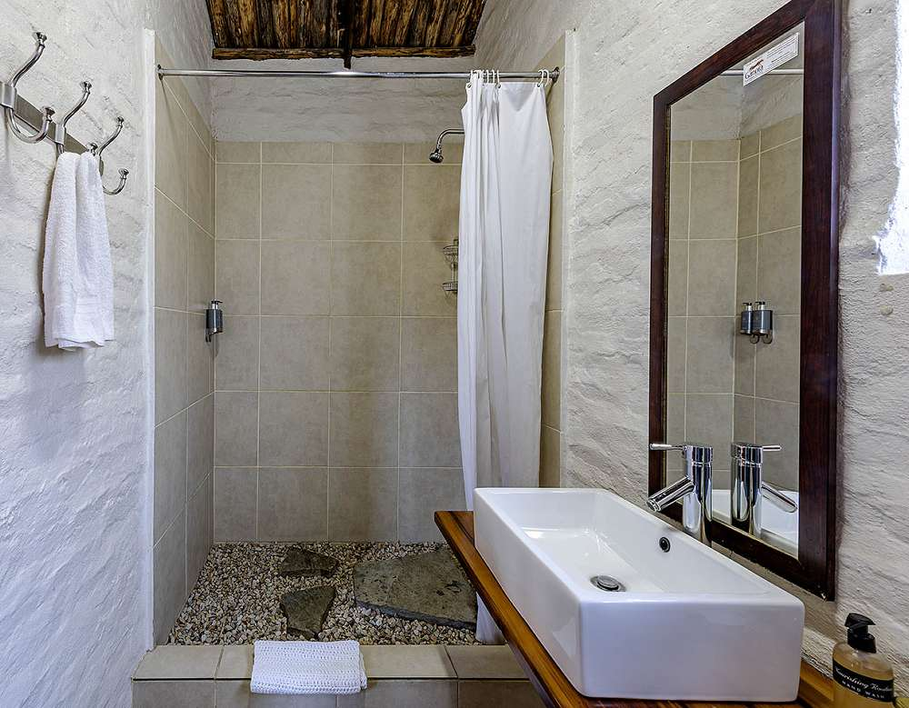 Bathroom - The Sheds
