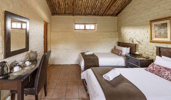 Room 3 - Ganora Guestfarm